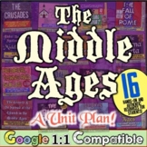 Middle Ages Unit: 14 Engaging Lessons to teach the Middle