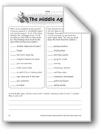 The Middle Ages (Thinking Skills)