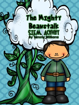 The Mighty Beanstalk STEM Activity