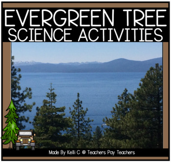 The Mighty Evergreen- Science & Writing about Evergreen Trees