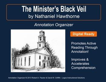 """The Minister's Black Veil"" by Nathaniel Hawthorne: Annota"