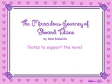 The Miraculous Journey of Edward Tulane - Chapter Notes