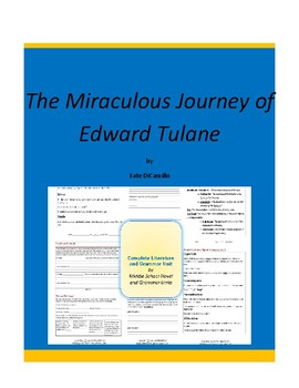 The Miraculous Journey of Edward Tulane Literature and Gra