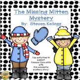 The Missing Mitten Mystery - Common Core Activities to sup