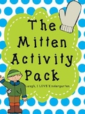 The Mitten Activity Pack