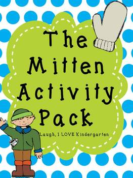 The Mitten Activity Pack