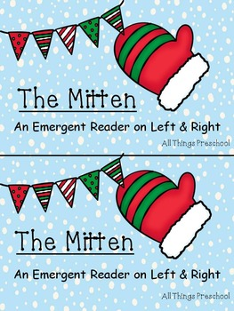 The Mitten; An Emergent Reader on Left and Right