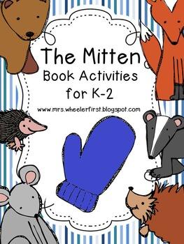 The Mitten: Book Activities