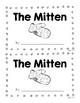 The Mitten By Jan Brett Mini Unit Emergent Reader {Freebie}