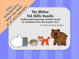 The Mitten ELA Skills Bundle
