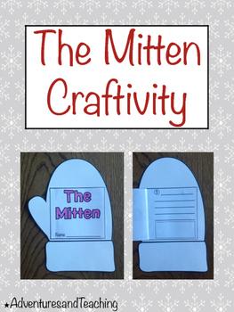 The Mitten Flipbook Craftivity