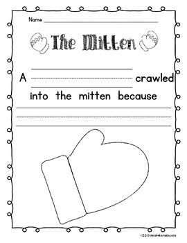 The Mitten Freebie