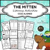 Mitten: Literacy Activities for The Mitten by Jan Brett