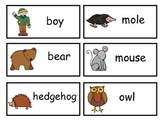 """The Mitten"" Literacy and Numeracy Activities"