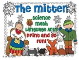 The Mitten Print and Go Fun!