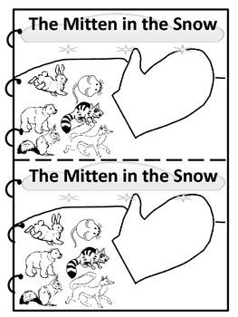 The Mitten Sight Word Reader