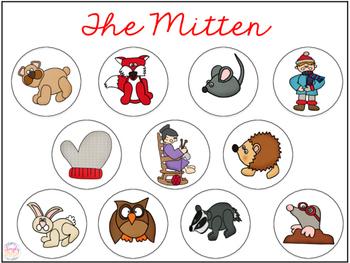 The Mitten Smash Mat FREEBIE!