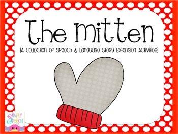 The Mitten {Speech & Language Extension Activities}