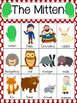 The Mitten Vocabulary Cards