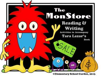 The MonStore - Reading & Writing Activities to Accompany T