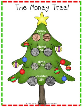 The Money Tree! - Christmas