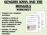 Genghis Khan and the Mongol Empire - Global/World History