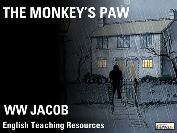 The Monkey's Paw teaching resources - Powerpoint, workshee