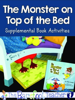 The Monster on Top of the Bed Supplemental Activities