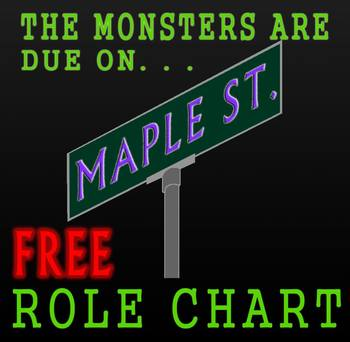 The Monsters Are Due on Maple Street by Rod Serling - FREE