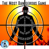 """The Most Dangerous Game"" Critical Thinking Questions  {CCSS}"