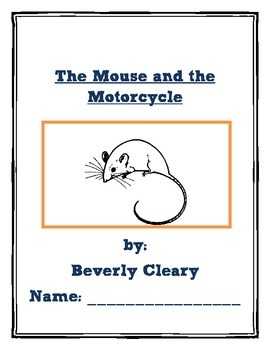 The Mouse and the Motorcycle-Vocabulary and a Variety of R