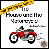 The Mouse and the Motorcycle, by Beverly Cleary: A Novel Study