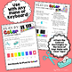 The Muffin Man Color-Coded Piano Song Sheet~ Easy to Learn