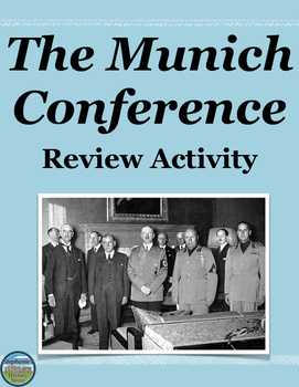 The Munich Conference Review Activity