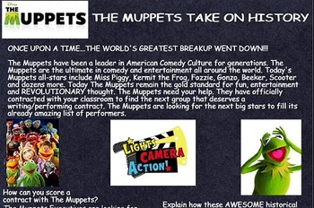 The Muppets Take on History