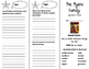The Myers Family Trifold - Journeys 6th Grade Unit 1 Week
