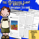 The Mysterious Giant of Barletta Trifold Houghton Mifflin Theme 3