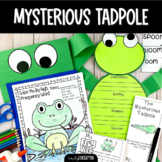 The Mysterious Tadpole Journeys 2nd Grade Supplement Activ