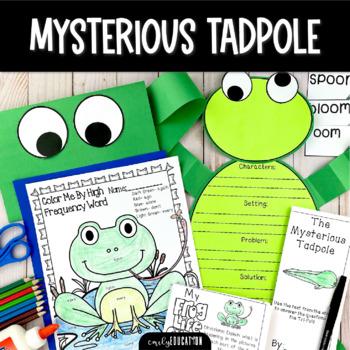 The Mysterious Tadpole Journeys 2nd Grade Supplement Activ