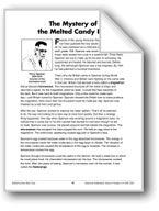 The Mystery of the Melted Candy Bar (Science & Technology/