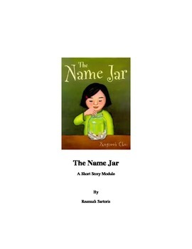 The Name Jar: Short Story Module