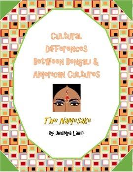 The Namesake by Jhumpa Lahiri - Differences between Bengal