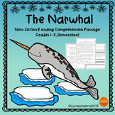 The Narwhal: Non-fiction Reading Comprehension Passage For