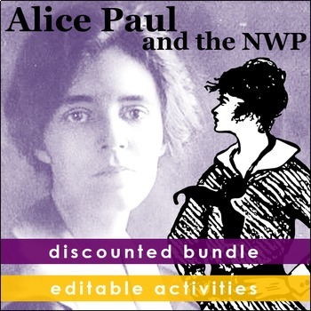 Alice Paul and the National Woman's Party