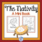The Nativity - A Mini Book {Heaven's Little Helper}