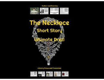The Necklace Short Story PREZI Presentation