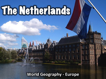 The Netherlands Geography and History
