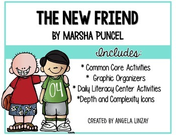 The New Friend: Aligning 1st Grade Houghton Mifflin to the