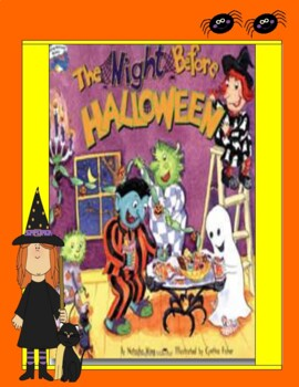 The Night Before Halloween -- A Halloween Reader's Theater