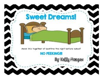 Sweet Dreams- Back to School Magic Confetti